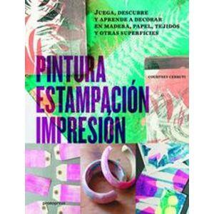 PINTURA  ESTAMPACION  IMPRESION