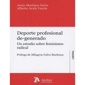 DEPORTE PROFESIONAL DE-GENERADO.