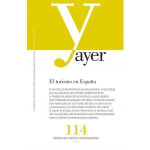 AYER 114 - EL TURISMO EN ESPAÑA