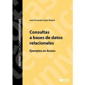 CONSULTAS A BASES DE DATOS RELACIONALES