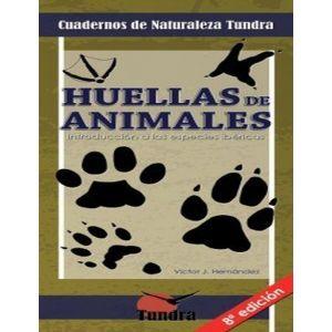 HUELLAS DE ANIMALES (8ª ED.)