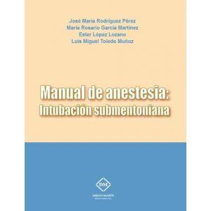 MANUAL DE ANESTESIA: INTUBACION SUBMENTONIANA
