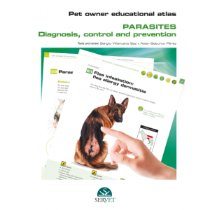 PET OWNER EDUCATIONAL ATLAS. PARASITES. DIAGNOSIS  CONTROL AND PREVENTION