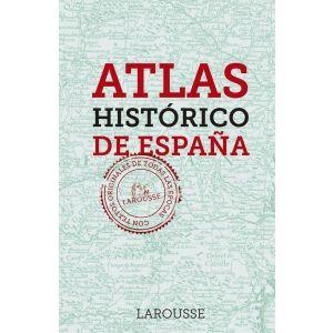 ATLAS HISTORICO DE ESPAÑA