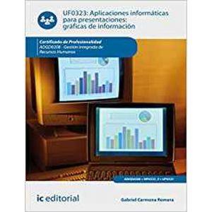 APLICACIONES INFORMATICAS PARA PRESENTACIONES: GRAFICAS DE INFORMACION. ADGD0208