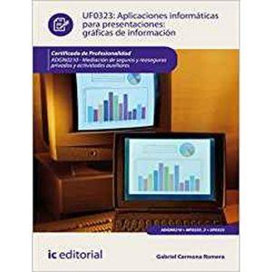 APLICACIONES INFORMATICAS PARA PRESENTACIONES: GRAFICAS DE INFORMACION. ADGN0210