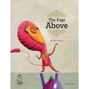 THE PAGE ADOVE