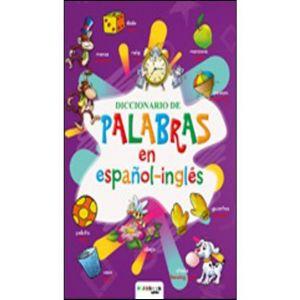 DICCIONARIO PALABRAS ESPAÑOL-INGLES