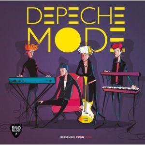 DEPECHE MODE BAND RECORDS 3