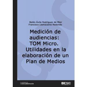 MEDICION DE AUDIENCIAS: TOM MICRO.