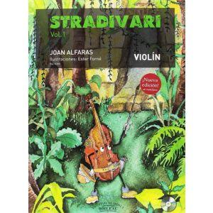 PARTITURAS STRADIVARI A VIOLIN + CD