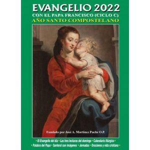 EVANGELIO 2022 LETRA PEQUEÑA