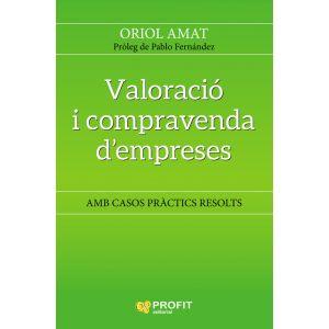 VALORACIO I COMPRAVENDA D´ EMPRESES