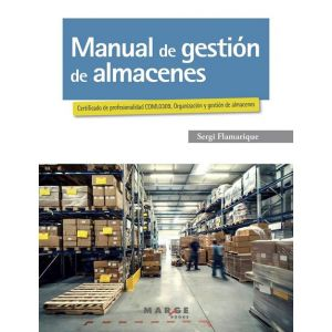 MANUAL DE GESTION DE ALMACENES