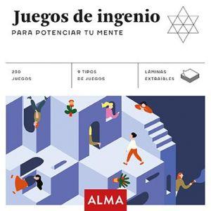 JUEGOS DE INGENIO PARA POTENCIAR TU MENTE (CUADRADOS DE DIVERSION)