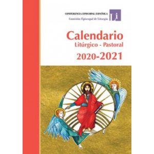 CALENDARIO LITURGICO PASTORAL 2021