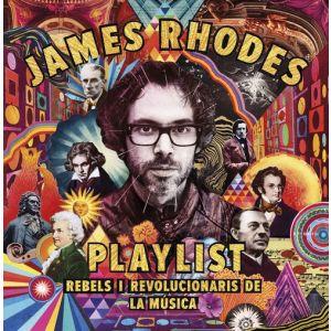 PLAYLIST. REBELS I REVOLUCIONARIS DE LA MUSICA