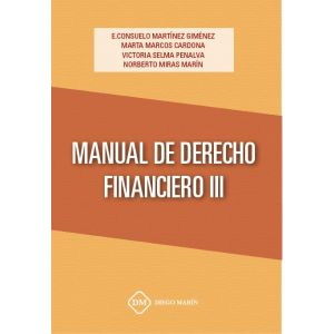MANUAL DE DERECHO FINANCIERO III