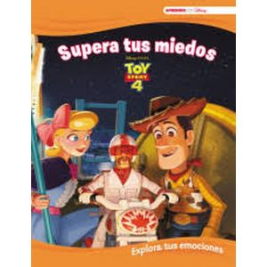 TOY STORY 4. SUPERA TUS MIEDOS