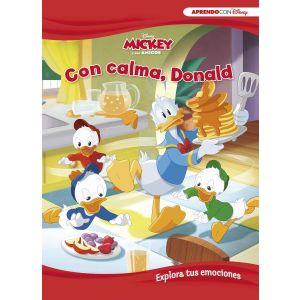 CON CALMA  DONALD