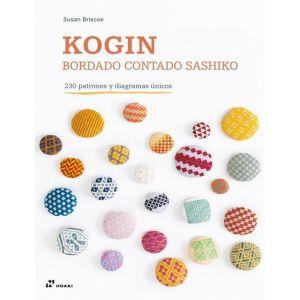 KOGIN BORDADO CONTADO SASHIKO 230 PATRONES Y DIAGRAMAS