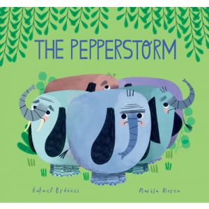 THE PEPPERSTORM - INGLES
