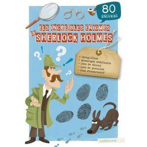 ELS INCREIBLES ENIGMES DE SHERLOCK HOLMES