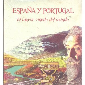 ESPAÑA Y PORTUGAL ELMAYOR VIÑEDO DEL MUNDO