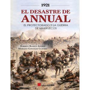 EL DESASTRE DE ANNUAL 1921