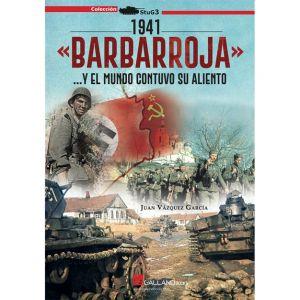 1941 BARBARROJA Y MUNDO CONTUVO SU ALIENTO