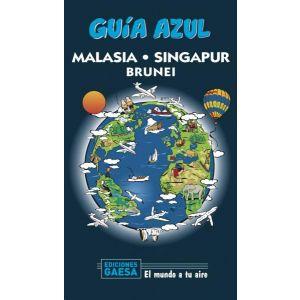 GUIA AZUL MALASIA SINGAPUR BRUNEI