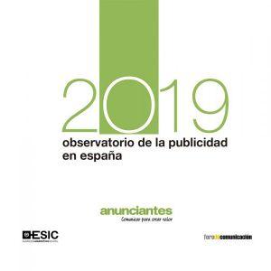 OBSERVATORIO DE LA PUBLICIDAD EN ESPAÑA 2019