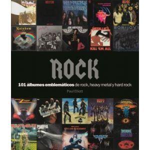 ROCK 101 ALBUMES EMBLEMATICOS DE ROCK