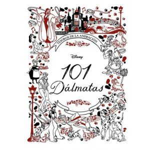 101 DALMATAS. TESOROS DE LA ANIMACION  CUENTO