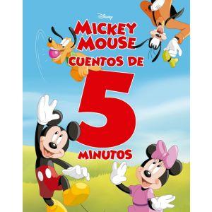 MICKEY MOUSE. CUENTOS DE 5 MINUTOS RECOPILATORIO DE CUENTOS