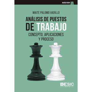 ANALISIS DE PUESTOS DE TRABAJO  Concepto  aplicaciones y proceso