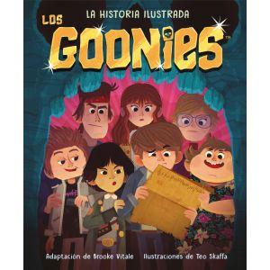 LOS GOONIES  HISTORIA ILUSTRADA