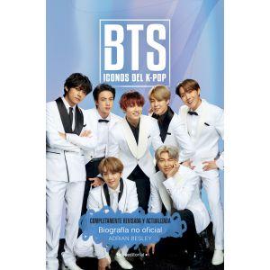 BTS. ICONOS DEL K-POP. EDICION ACTUALIZA  BIOGRAFIA NO OFICIAL