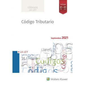 CODIGO TRIBUTARIO 2021  1ª EDICIÓN SEPTIEMBRE 2021
