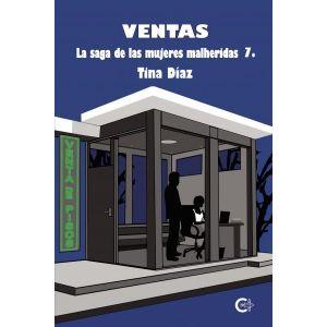 Ventas (La saga de las mujeres heridas 7)