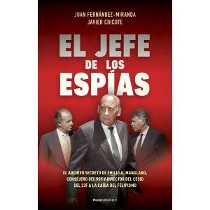 EL JEFE DE LOS ESPIAS