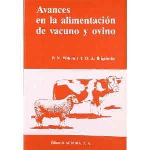 AVANCES EN LA ALIMENTACION DE VACUNO Y OVINO