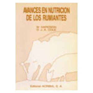 AVANCES EN NUTRICION DE RUMIANTES