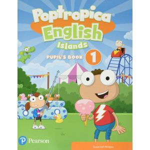 POPTROPICA ENGLISH ISLANDS 1 PUPIL´S BOOK PRINT & DIGITAL INTERACTIVEPUPIL´S BOO
