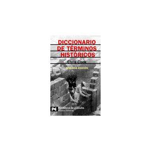 DICCIONARIO DE TERMINOS HISTORICOS