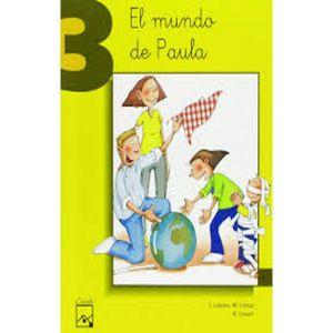 VAMOS A LEER Nº 3 EL MUNDO DE PAULA