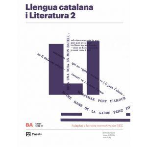 LLENGUA CATALANA I LITERATURA 2 BA