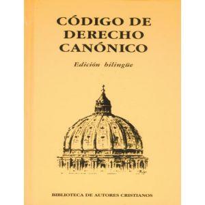CODIGO DE DERECHO CANONICO  EDICION BILINGUE