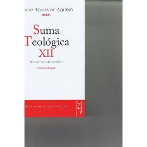 SUMA TEOLOGICA XII TRATADO DE VIDA DE CRISTO