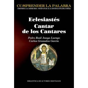 ECLESIASTES CANTAR DE LOS CANTARES